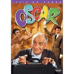 Oscar / Edouard Molinaro, réal.   Molinaro, Edouard (1928-2013). Metteur en scène ou réalisateur. Scénariste