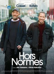 Hors normes / Eric Toledano, Olivier Nakache, réal.  | Toledano, Eric (1971-....). Metteur en scène ou réalisateur. Scénariste