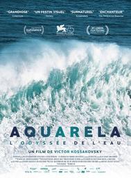 Aquarela : L'Odyssée de l'eau = Aquarela / Victor Kossakovsky, réal.    Kossakovsky, Victor. Metteur en scène ou réalisateur. Scénariste