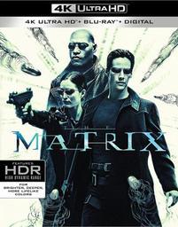 Matrix / Andy Wachowski, Larry Wachowski, réal., scénario |