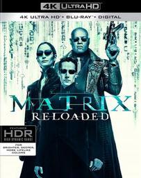 Matrix : Reloaded / Andy Wachowski, Larry Wachowski, réal., scénario |