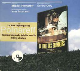 La folie des grandeurs : bande originale du film de Gérard Oury / Michel Polnareff | Polnareff, Michel (1944-....)
