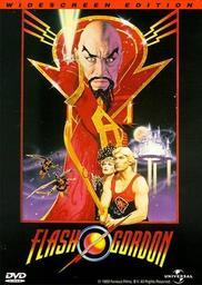 Flash Gordon / Mike Hodges, réalisation | Hodges, Mike. Metteur en scène ou réalisateur