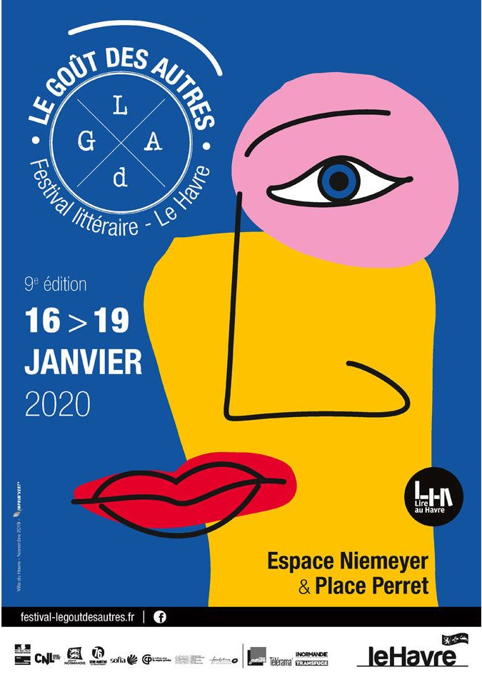Festival littéraire Le Goût des autres |